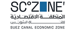 Suez Canal Economic Zone Logo